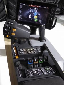 Valtra Brand New Control Terminal