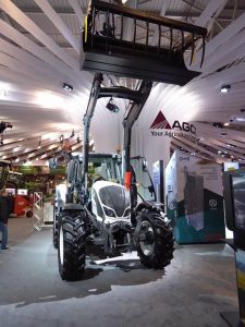 Valtra A4 series Loader tractor